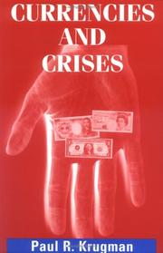 Cover of: Currencies and Crises