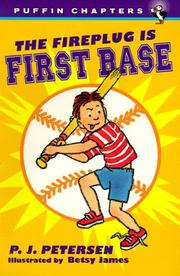 Cover of: The Fireplug Is First Base (Cam Jansen)