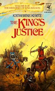 Cover of: King's Justice (Histories of King Kelson, Vol 2)