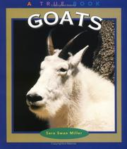 Cover of: Goats