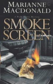 Cover of: Smoke Screen (A Dido Hoare Mystery)