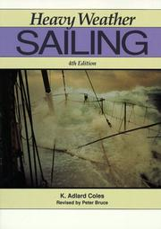 Cover of: Heavy Weather Sailing