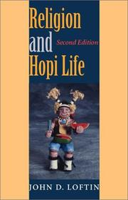 Cover of: Religion and Hopi Life (Religion in North America)