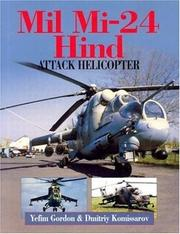Cover of: Mil M1-24 Hind Attack Helicopter