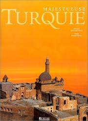 Cover of: Majestueuse Turquie