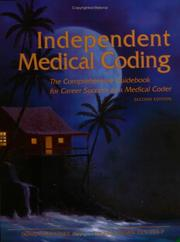 Cover of: Independent Medical Coding