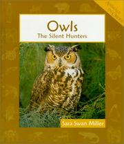 Cover of: Owls: The Silent Hunters (Animals in Order)