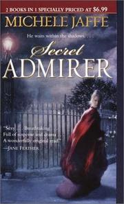 Cover of: Lady Killer/Secret Admirer (2 Books in One)