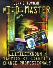 Cover of: The I.D. Master