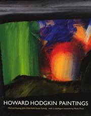 Cover of: Howard Hodgkin Paintings