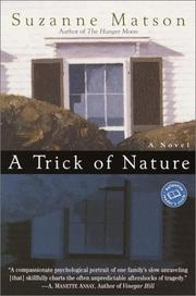 Cover of: A Trick of Nature (Ballantine Reader's Circle)