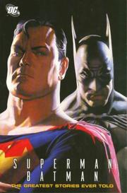 Cover of: Superman/Batman: The Greatest Stories Ever Told, Vol. 1