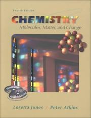 Cover of: Chemistry & CD-Rom & Media Activities Book