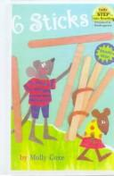 Cover of: 6 Sticks (Step Into Reading + Math: (Early Hardcover))