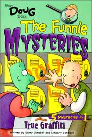 Cover of: True Graffiti (Disney's Doug the Funnie Mysteries)