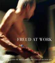 Cover of: Freud at Work: Lucian Freud in Conversation with Sebastian Smee