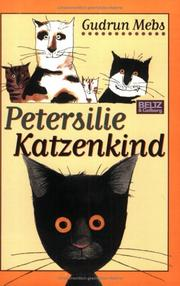 Cover of: Petersilie Katzenkind