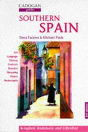 Cover of: Southern Spain Andalucia & Gibraltar (Cadogan Country Guides)