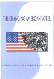 Cover of: The Changing American Voter