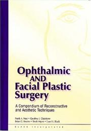Cover of: Ophthalmic and Facial Plastic Surgery