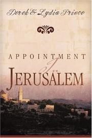 Cover of: Appointment in Jerusalem
