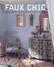 Cover of: Faux Chic
