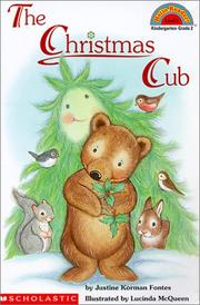 Cover of: Christmas Cub