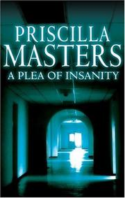 Cover of: A Plea of Insanity (Crime Collection)