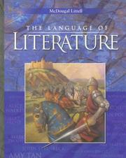 Cover of: The Language of Literature