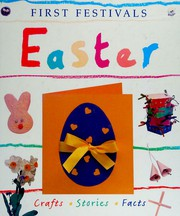 Cover of: First Festivals Easter