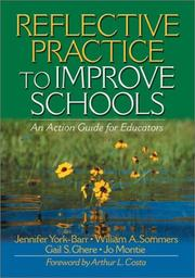 Cover of: Reflective Practice to Improve Schools