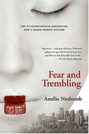 Cover of: Fear and Trembling