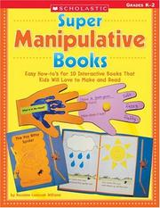 Cover of: Super Manipulative Books