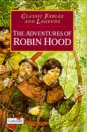 Cover of: The Adventures of Robin Hood