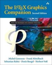 Cover of: LaTeX Graphics Companion, The (2nd Edition) (Tools and Techniques for Computer Typesetting)