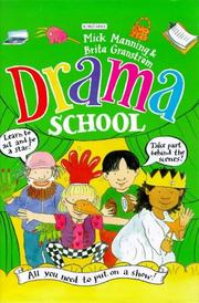 Cover of: Drama School (School Series)