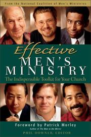 Cover of: Effective Men's Ministry