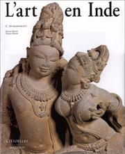 Cover of: L'Art en Inde