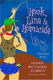 Cover of: Hook, Line, and Homicide (Paul Turner Mysteries)