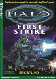 Cover of: Halo First Strike (Halo)