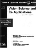 Cover of: Vision Science and Its Applications (Technical Digest)
