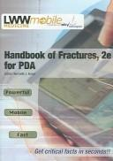 Cover of: Handbook of Fractures for the PDA