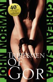 Cover of: Tribesmen of Gor