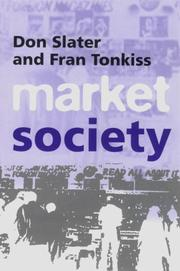Cover of: Market Society