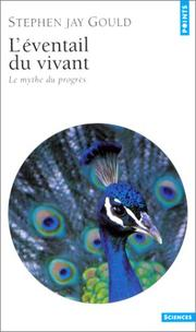 Cover of: L'Eventail du vivant
