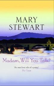 Cover of: Madam, Will You Talk? (Coronet Books)
