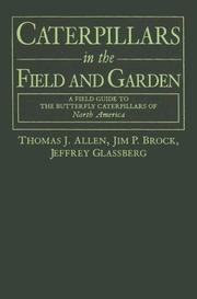 Cover of: Caterpillars in the Field and Garden