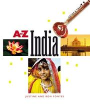 Cover of: India (A to Z)