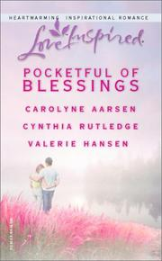 Cover of: Pocketful of Blessings