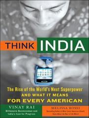 Cover of: Think India